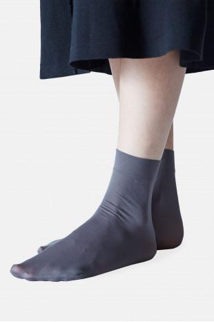 Atlantic Socks 50 DEN - Grey