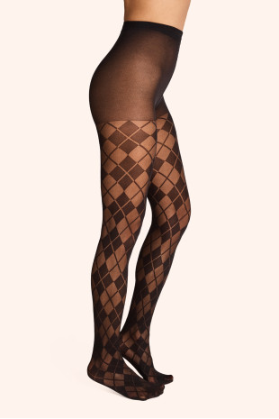 Laguna Tights 20 DEN - Pattern
